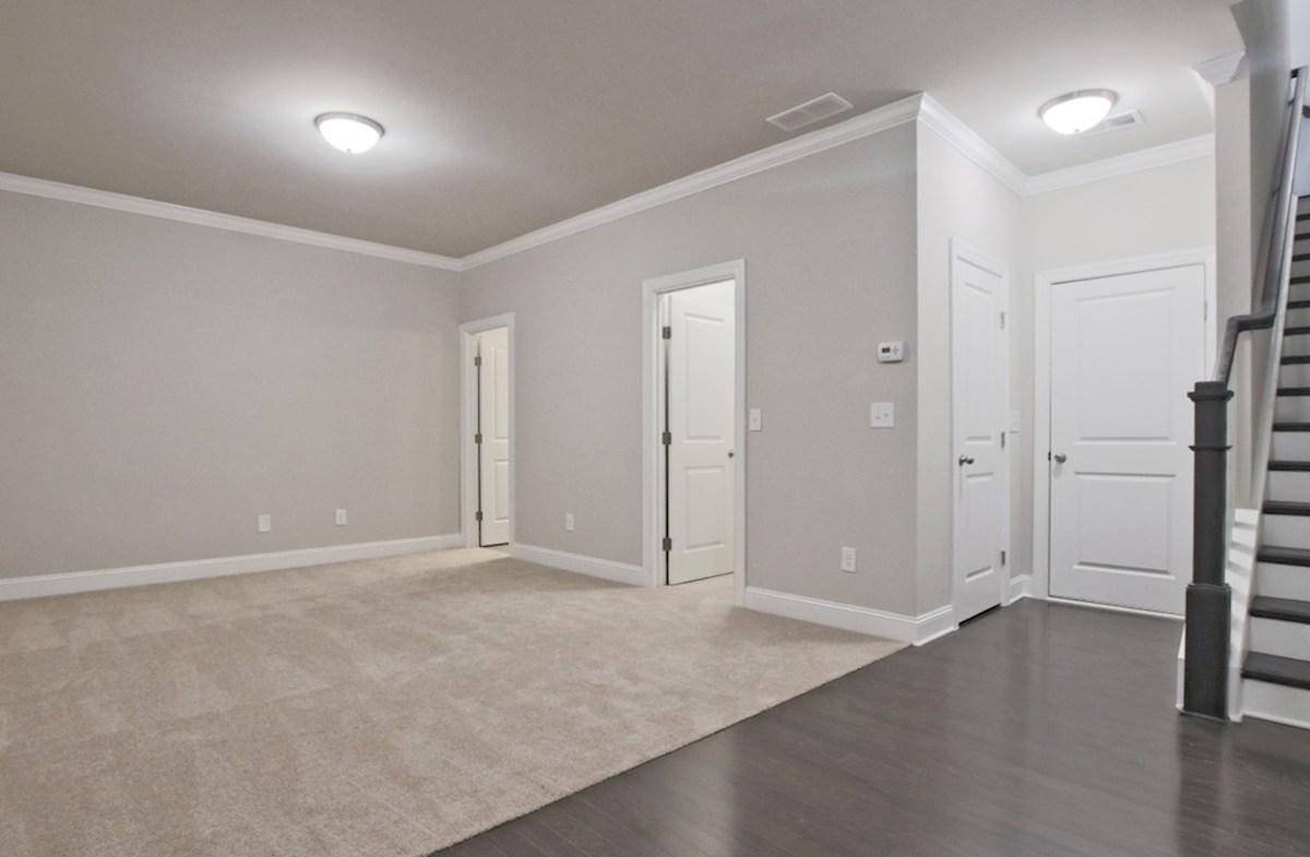Preston quick move-in carpeted bonus room