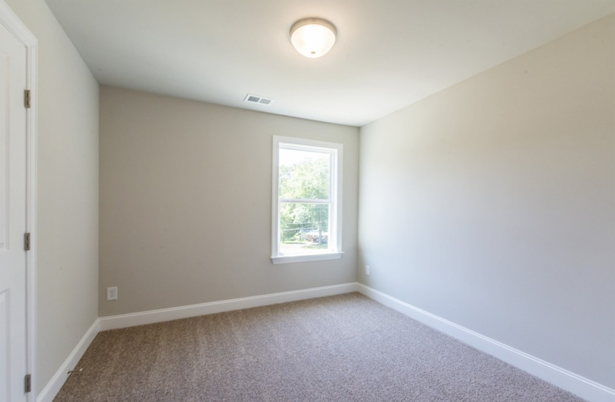 Preston quick move-in Carpeted Secondary Bedroom