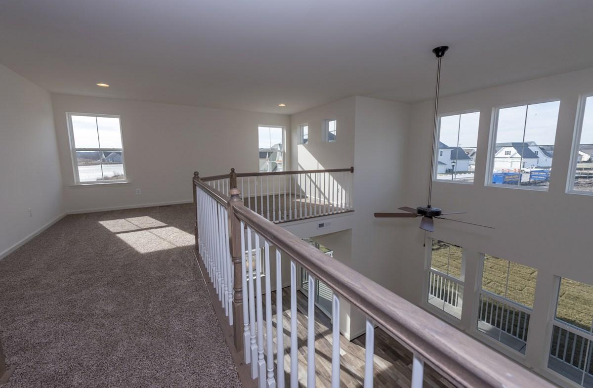 Bayard quick move-in Open 2nd floor loft