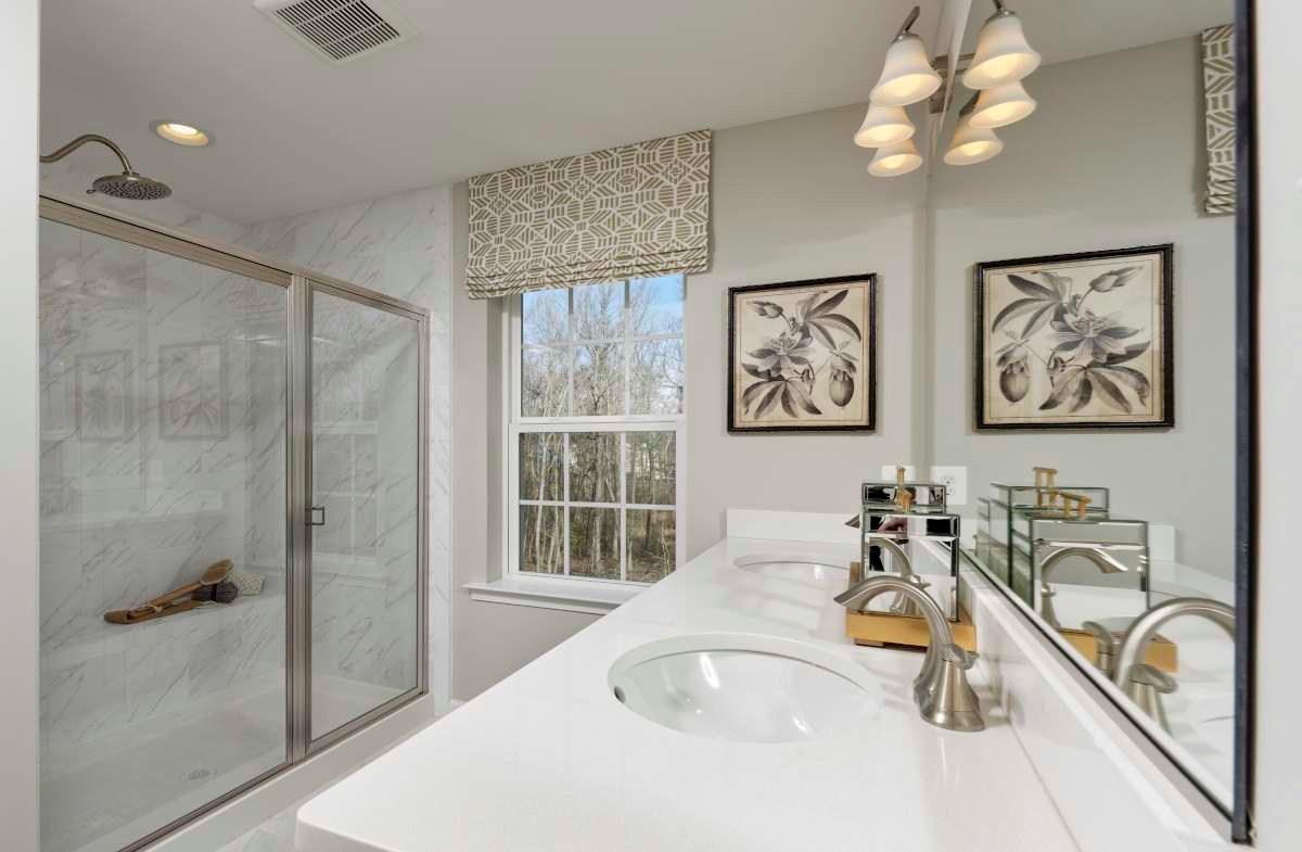 Annapolis Master Bathroom