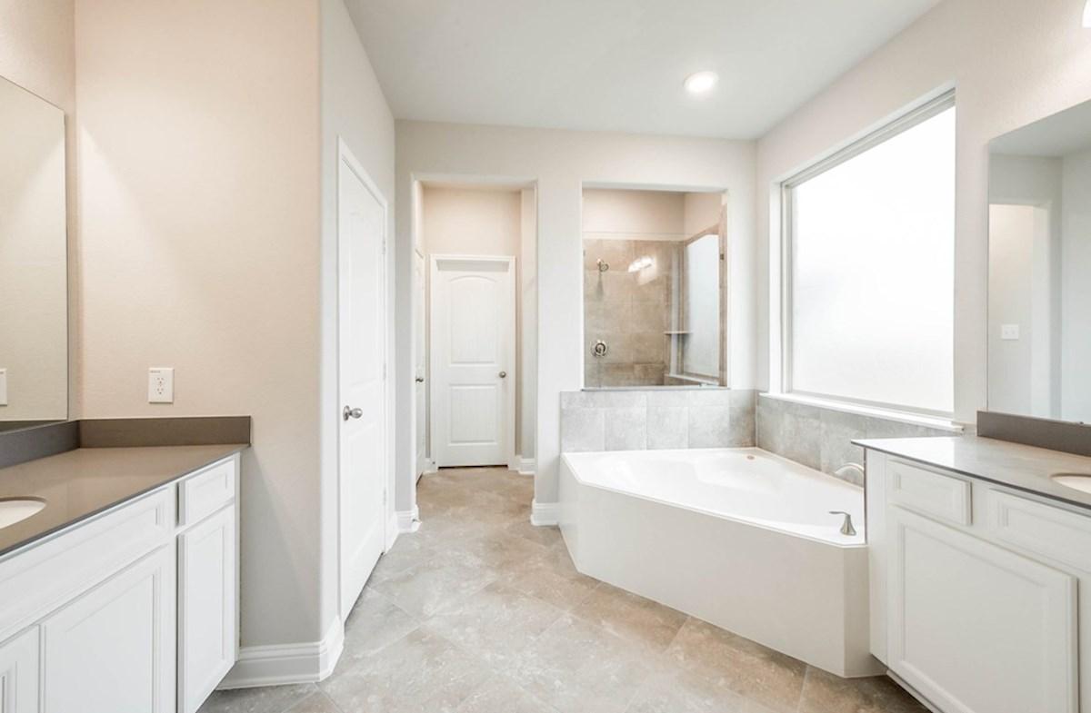 Fenway quick move-in spa-like master bathroom