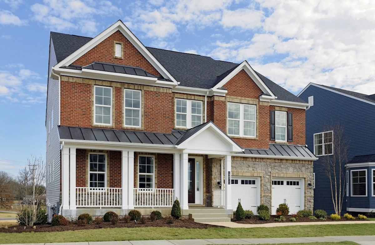 Federalsburg Elevation Traditional N quick move-in