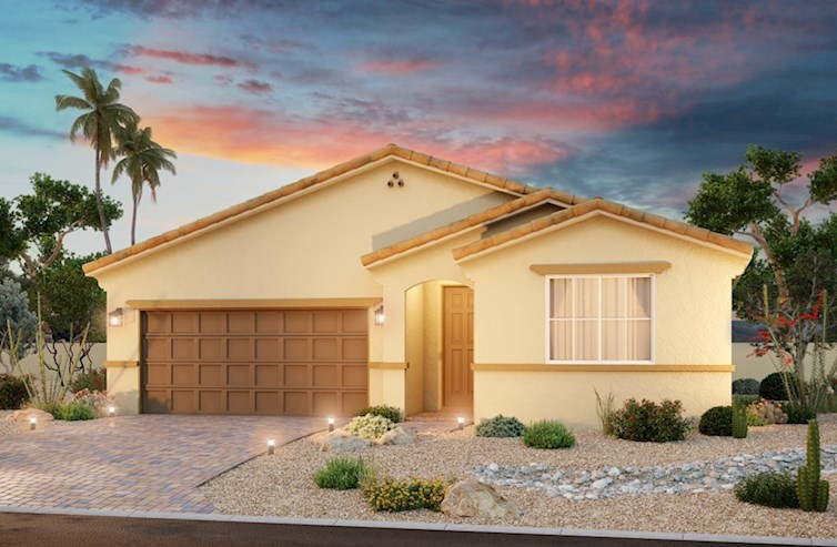Willow Elevation Spanish Colonial L