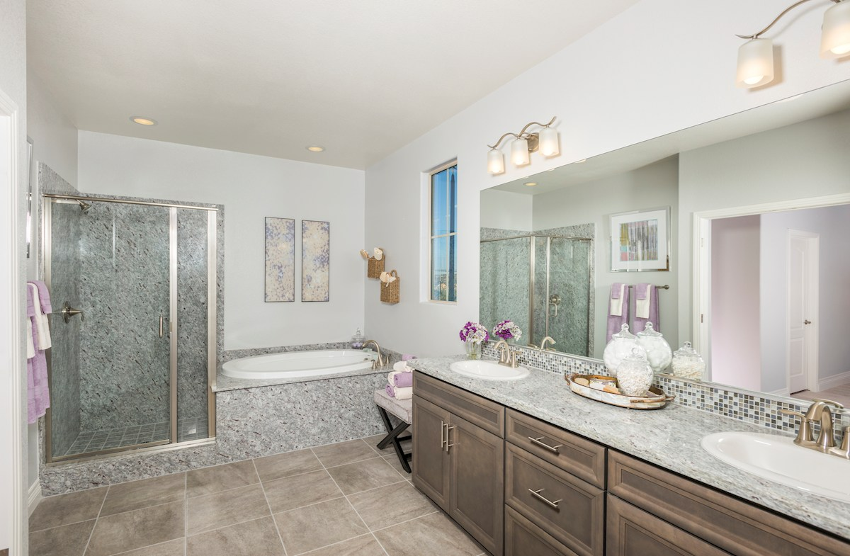 Reliance Collection at Inspirada Tiburon Choice Master Bath 'A'