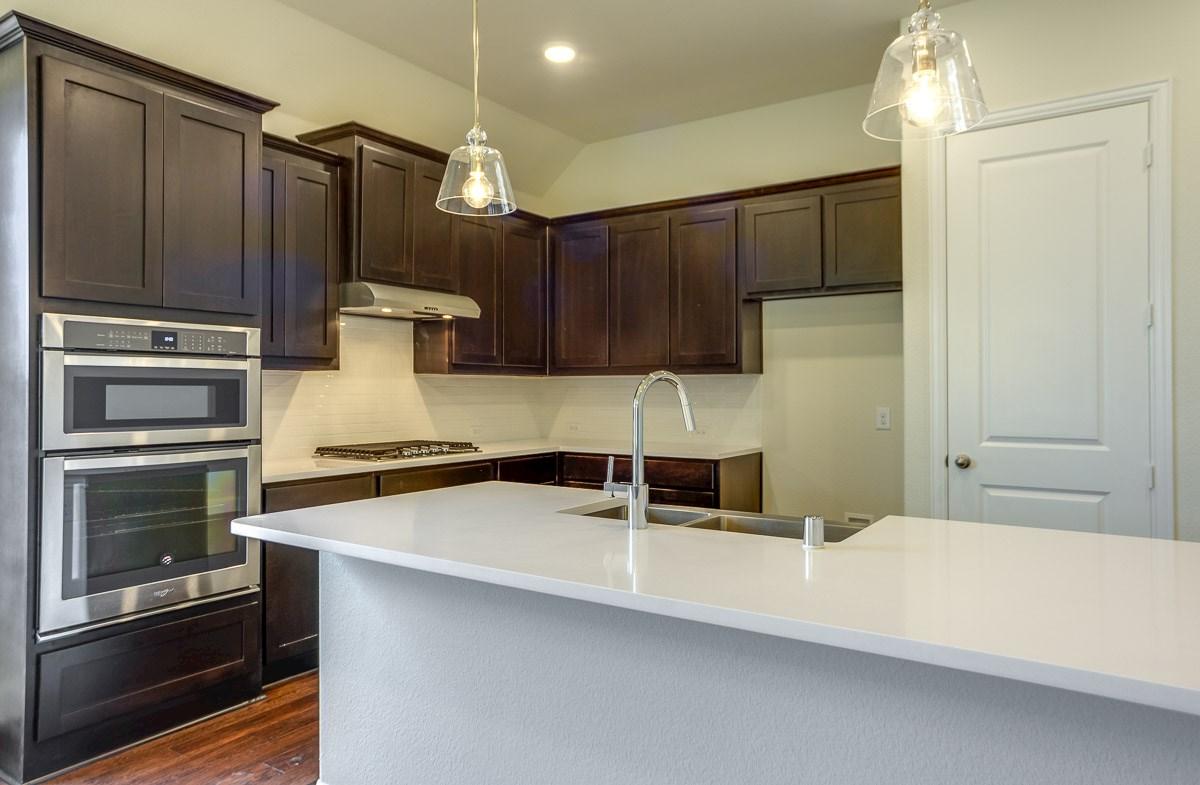 Silverado quick move-in kitchen cabinets