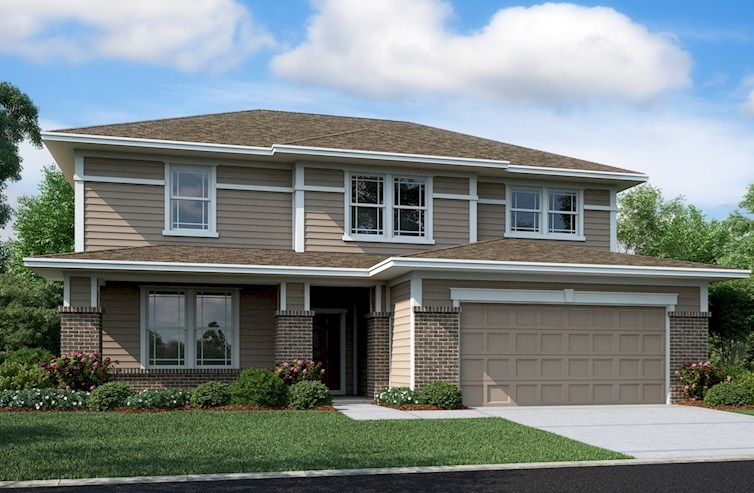 Morgan Elevation Prairie  quick move-in