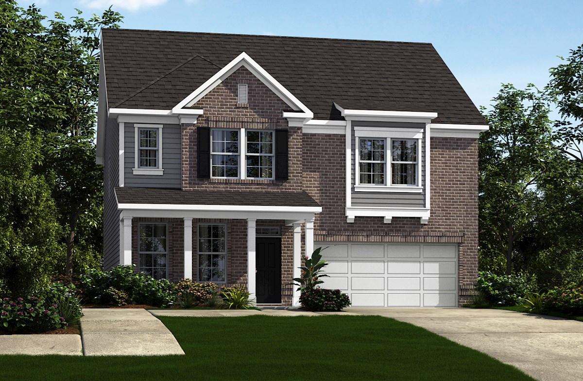 Ashford Elevation Traditional L