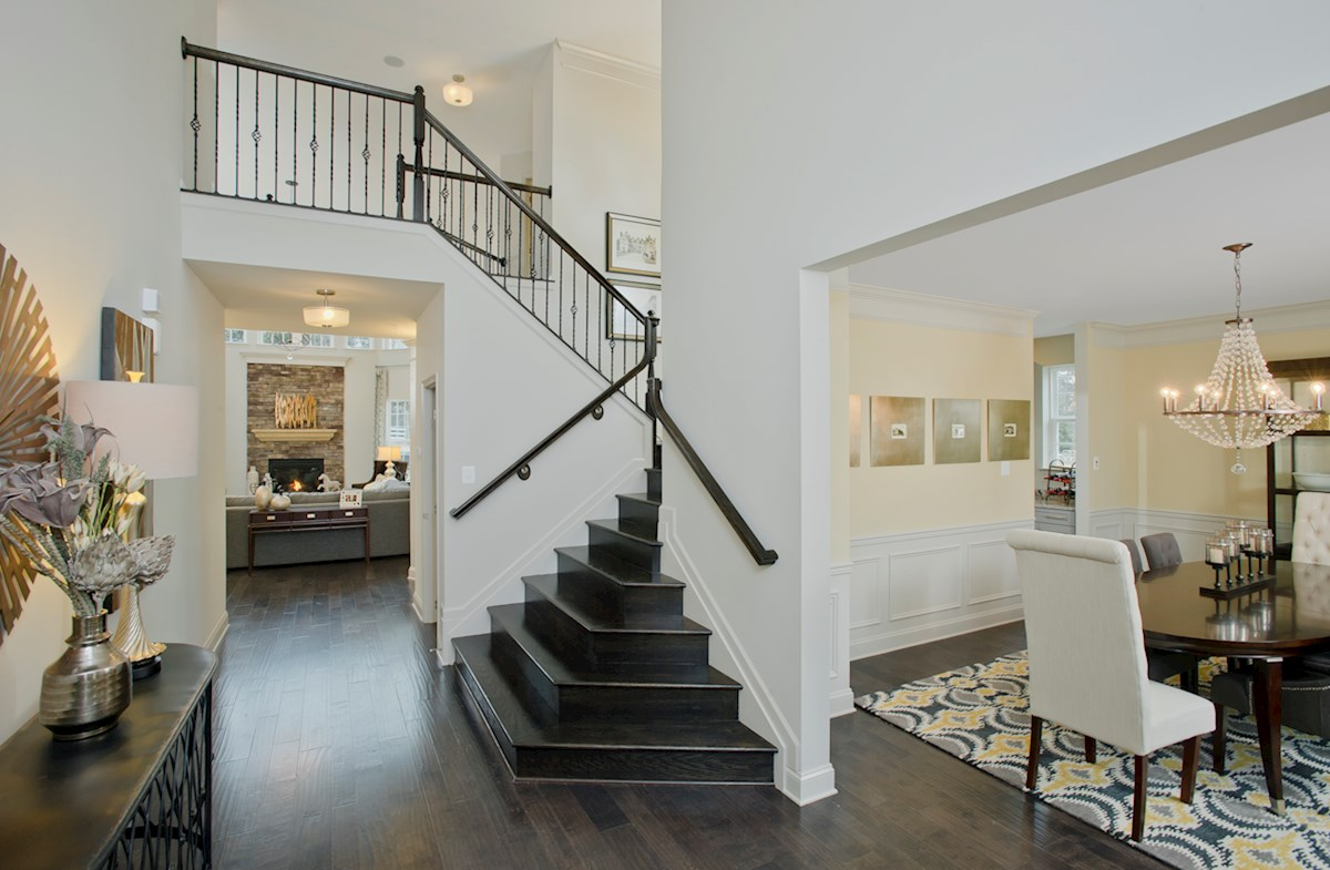 Enclave at Westmount Federalsburg Greet guests with a gorgeous entry foyer