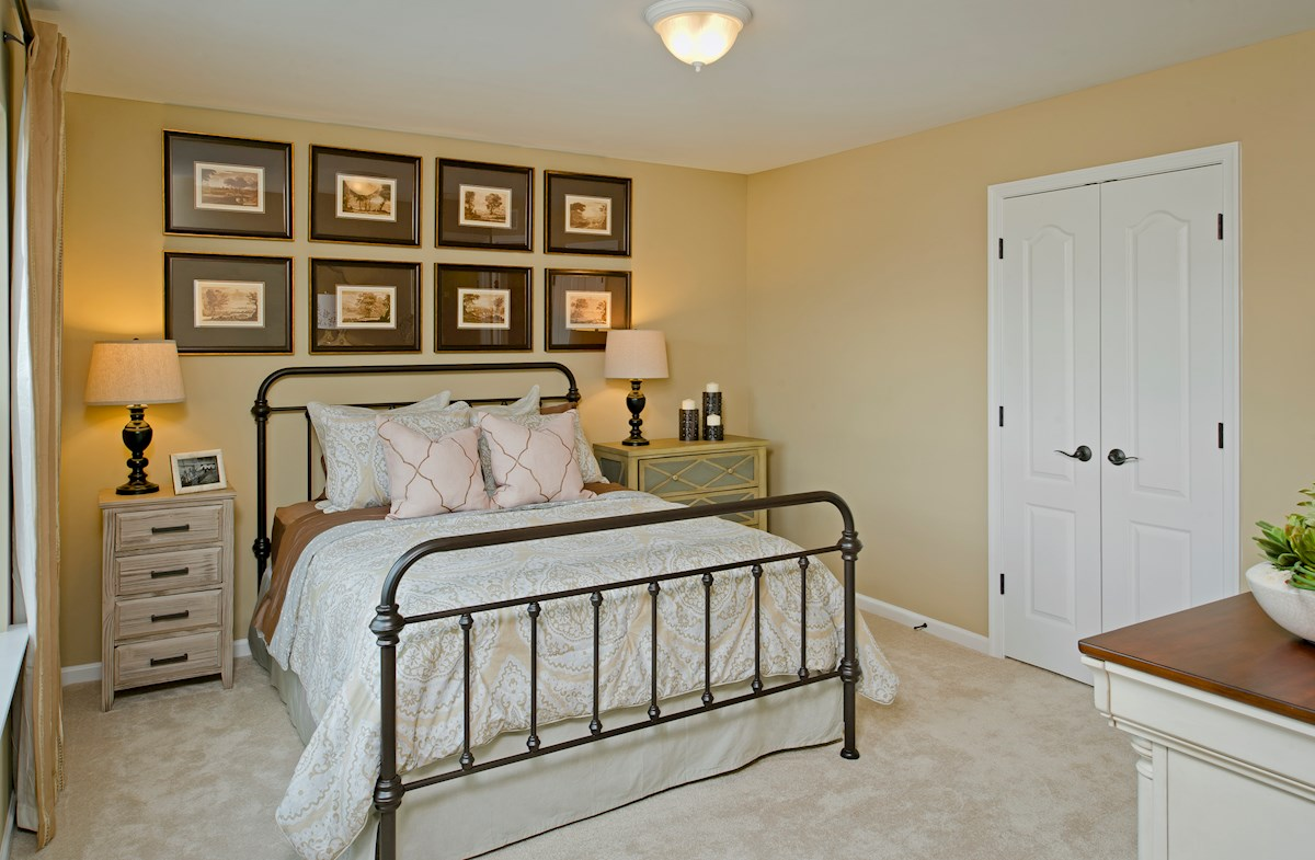 The Preserve at Windlass Run - Single Family Homes Oxford additional upstairs bedroom