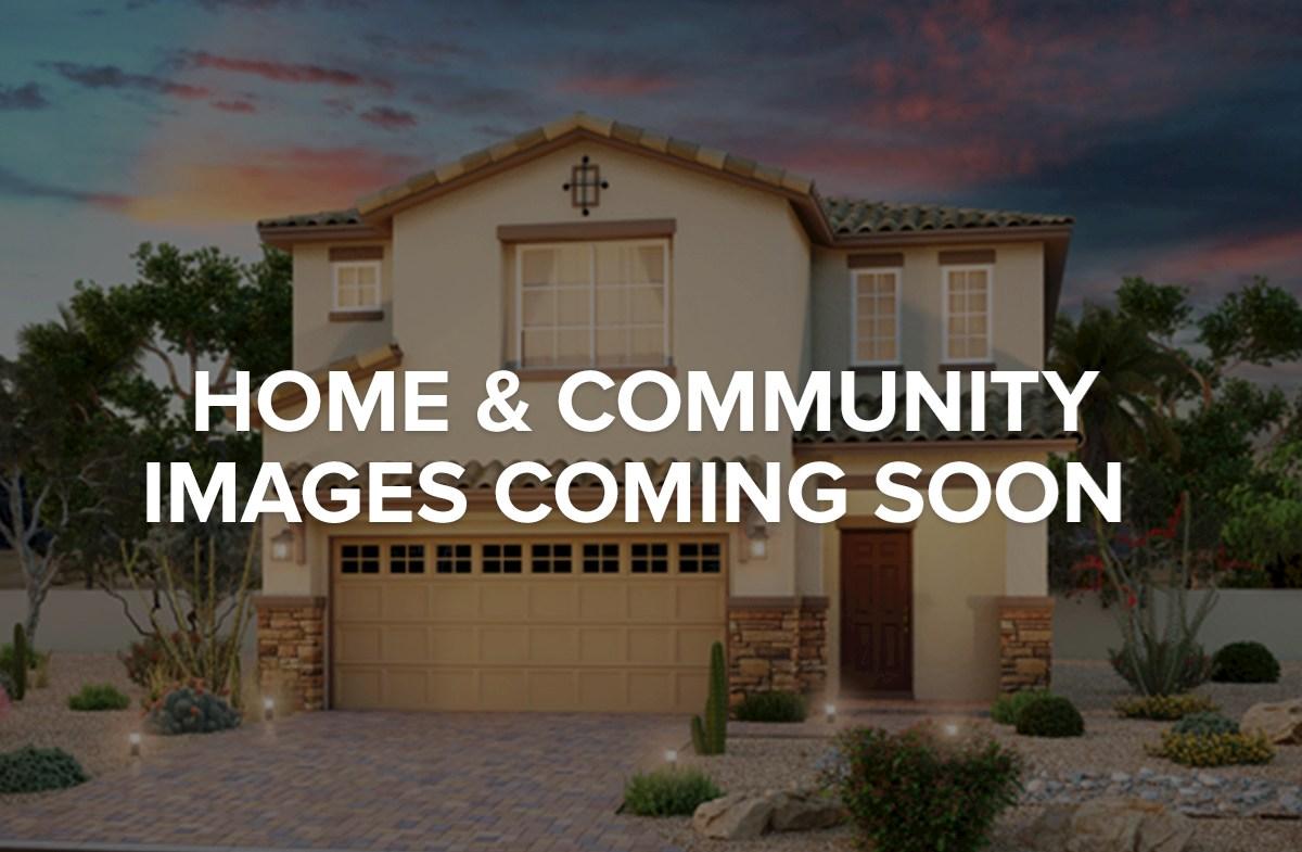 New community in Las Vegas