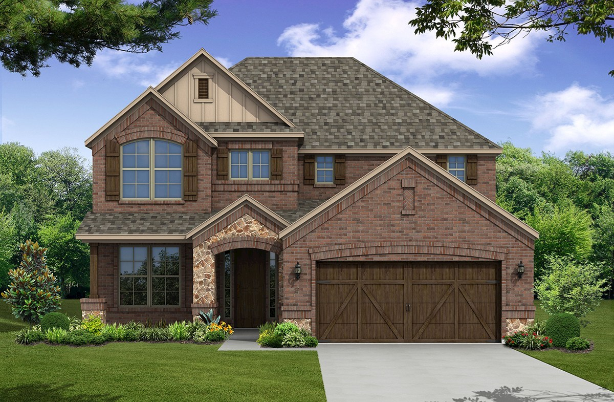 Aberdeen Elevation Traditional O