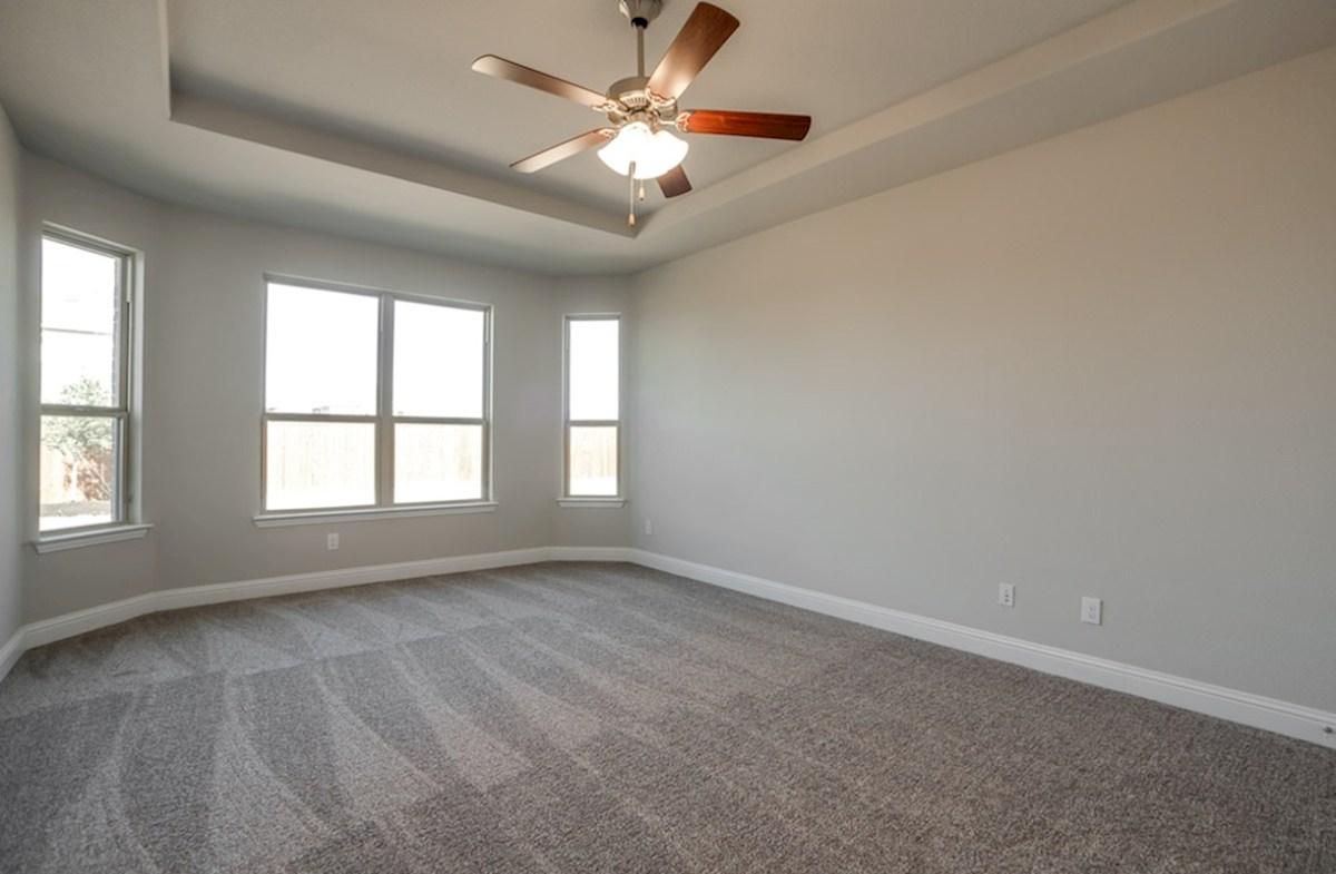 Silverado quick move-in Silverado master bedroom tray ceiling