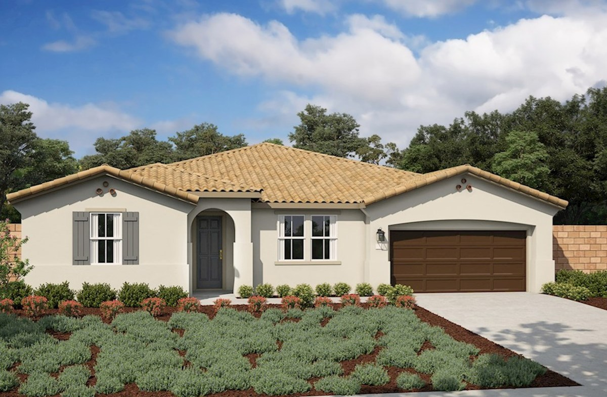 New single family homes in San Bernardino