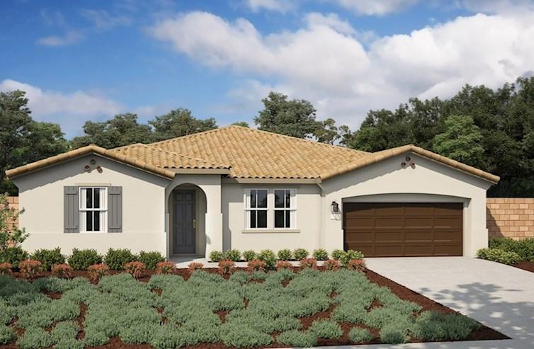 New single family homes in San Bernardino