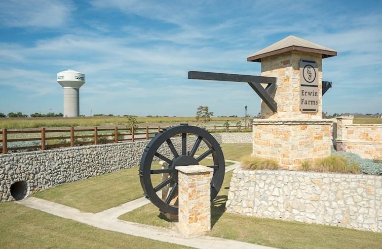 monumento de entrada