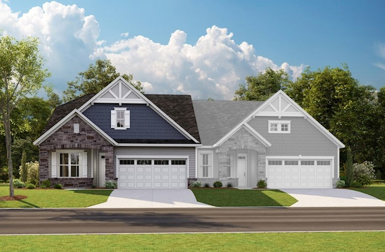 Tuscany Elevation French Country FCL quick move-in