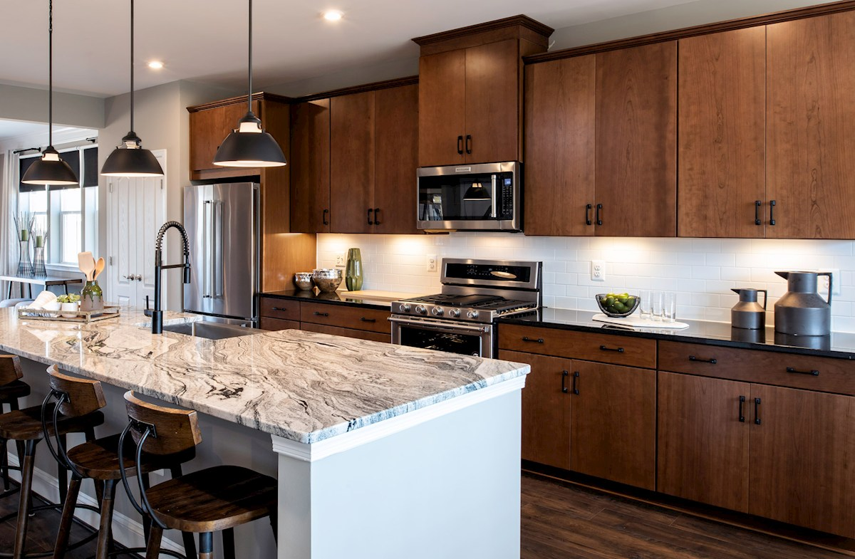 Taylor kitchen with granite countertops
