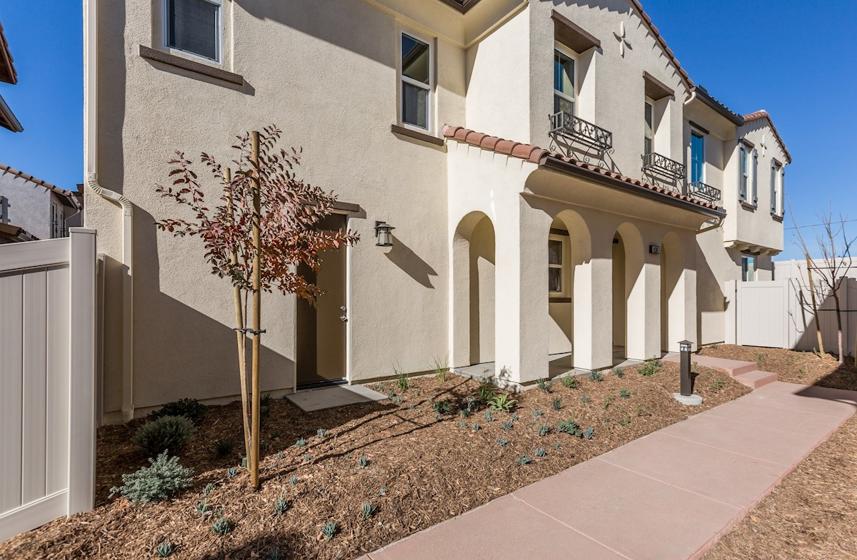 Suncup SCL quick move-in exerior Spanish Colonial