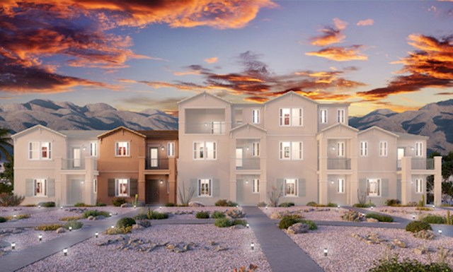 Beazer Homes   Union Trails   The Griffin Model   Henderson, NV