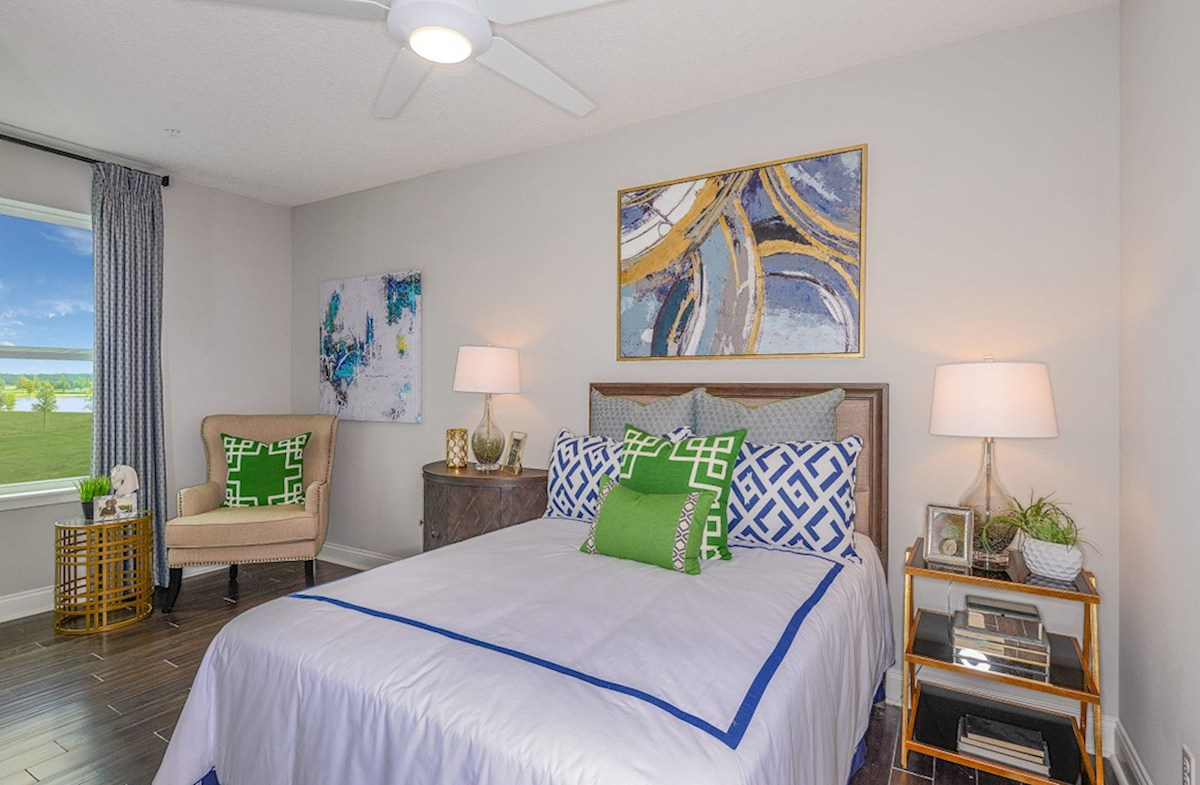 Gatherings® of Lake Nona Dogwood secondary bedroom
