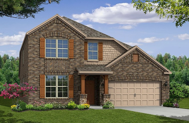 Avalon Elevation French Country M