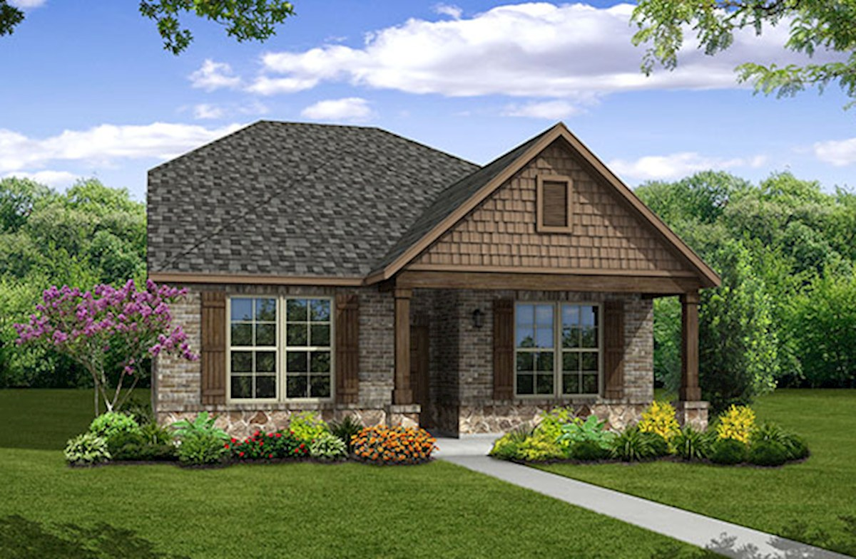 Eastland Elevation Traditional B
