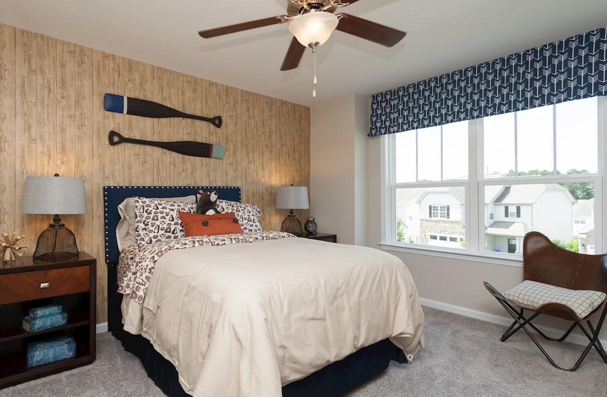 Weaver's Pond Madison Secondary bedroom