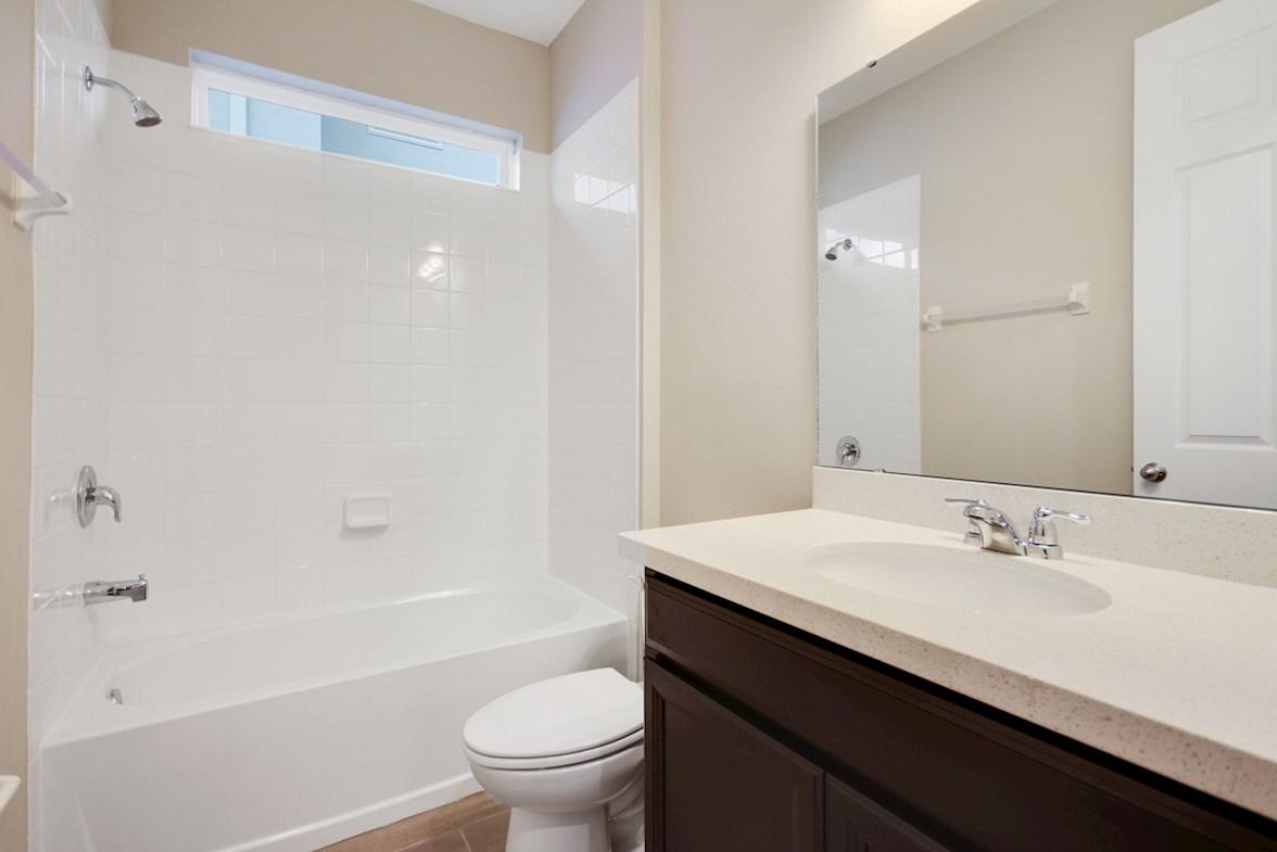 Durham quick move-in secondary bathroom