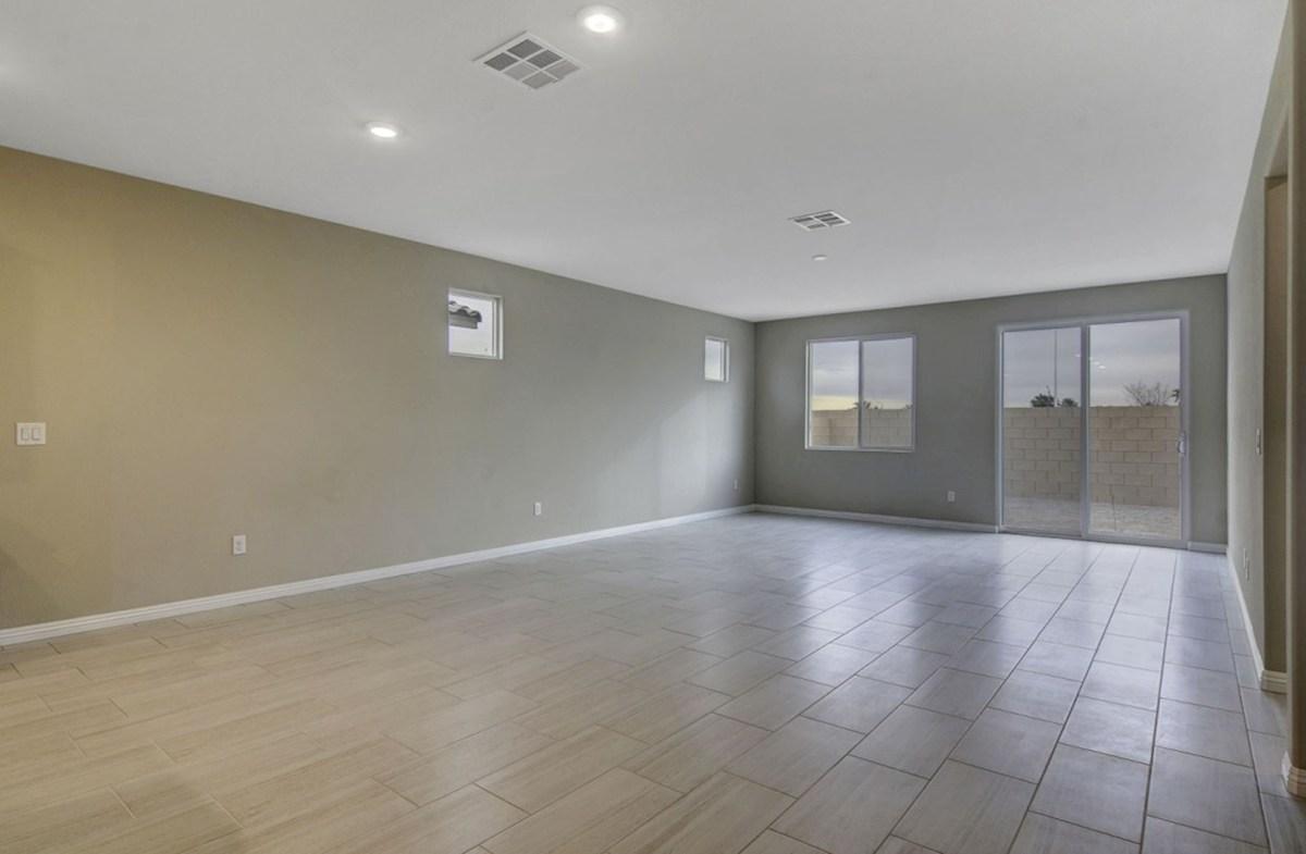 Zion quick move-in Great Room - homesite #90