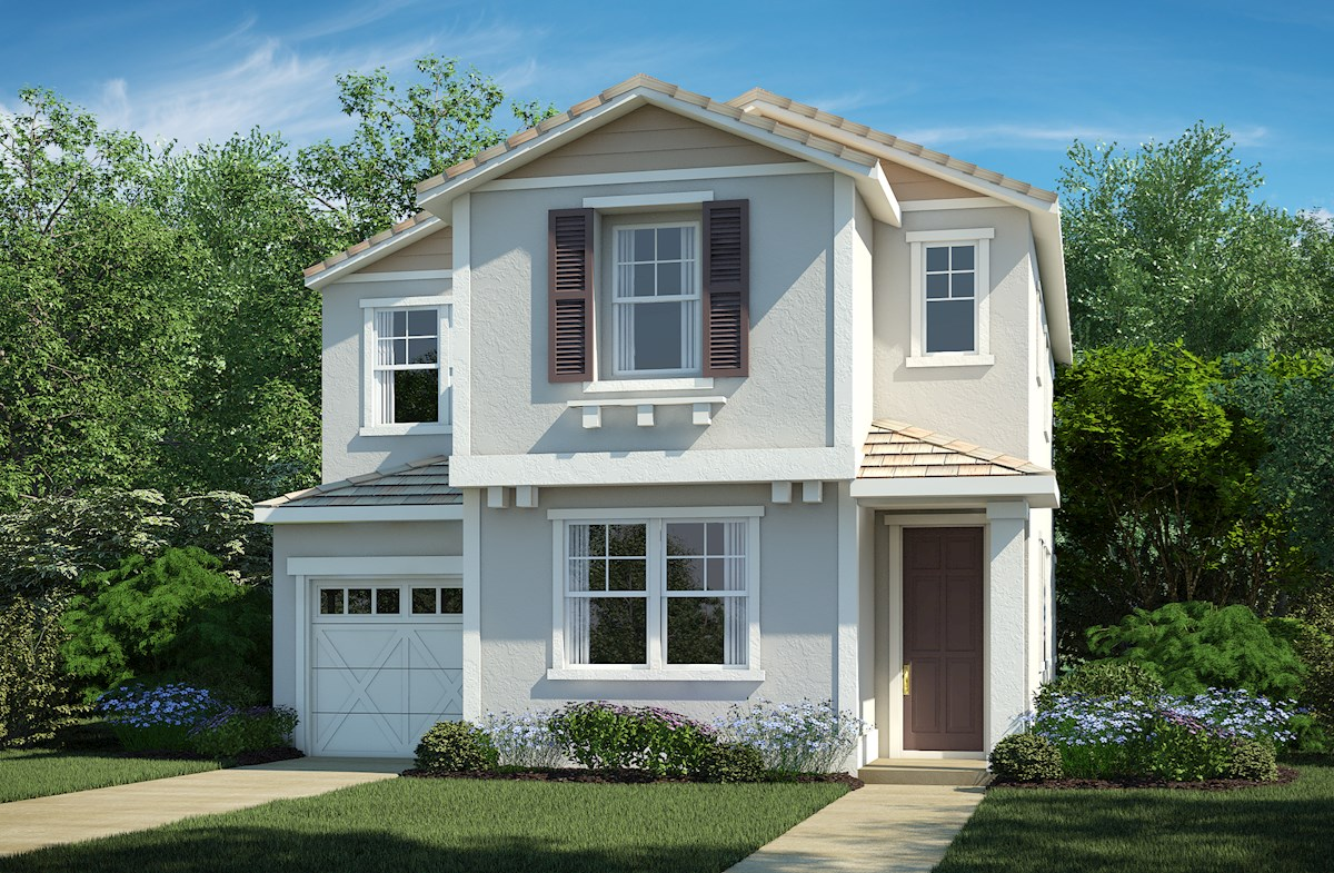 Residence 2 Elevation Cottage