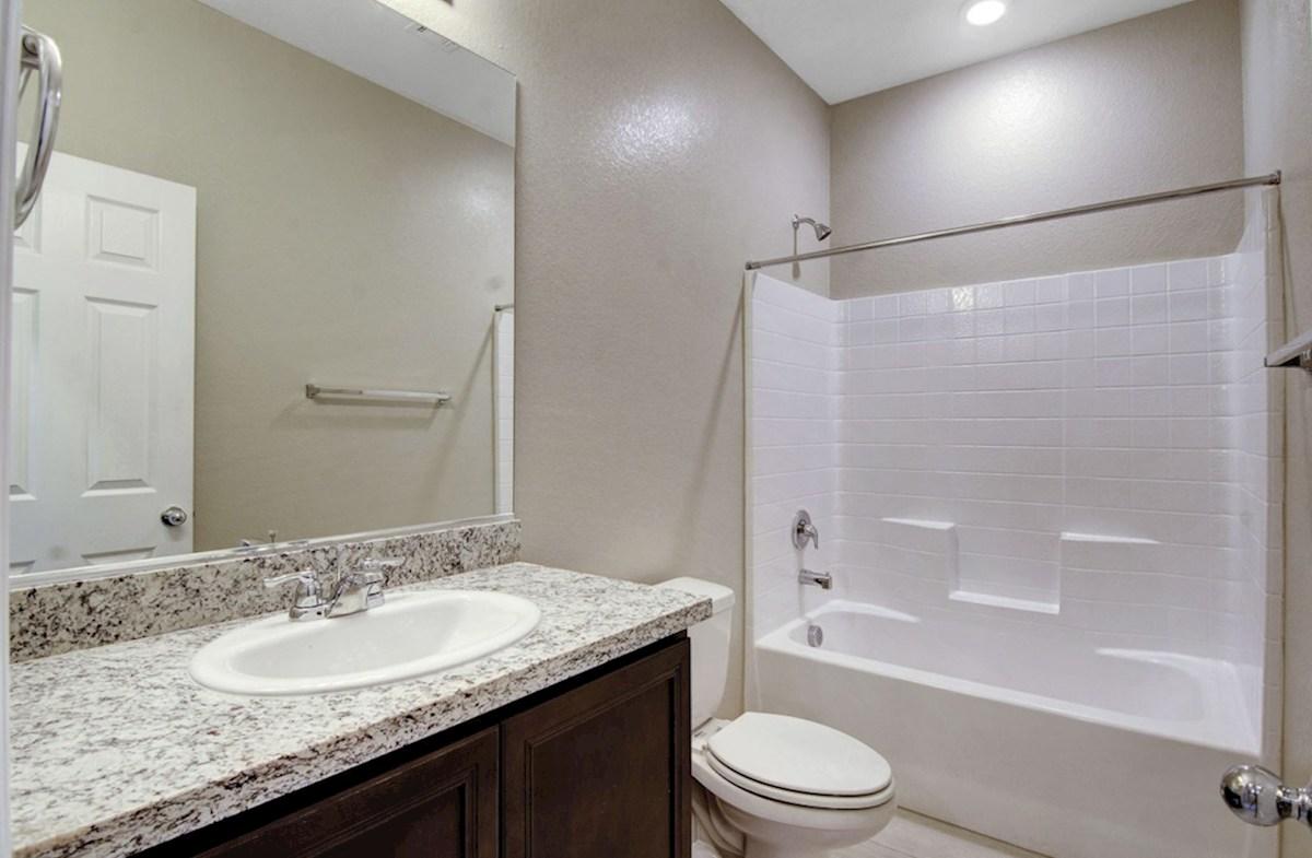 Zion quick move-in Secondary Bathroom in Bedroom 4