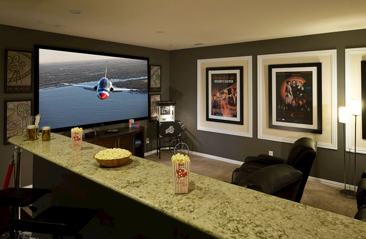 private media room