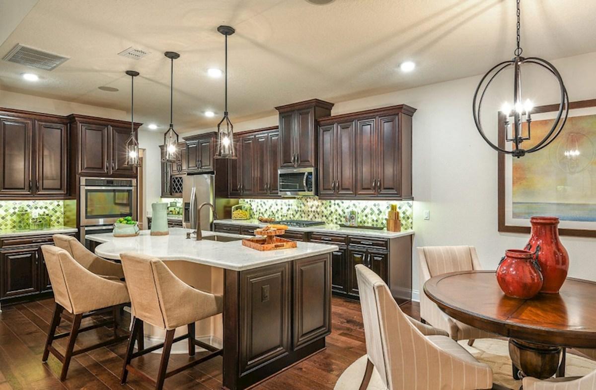 Washington quick move-in chef-inspired kitchen