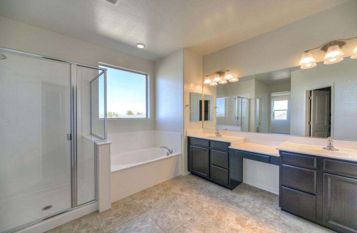 Briana quick move-in Briana Master Bathroom