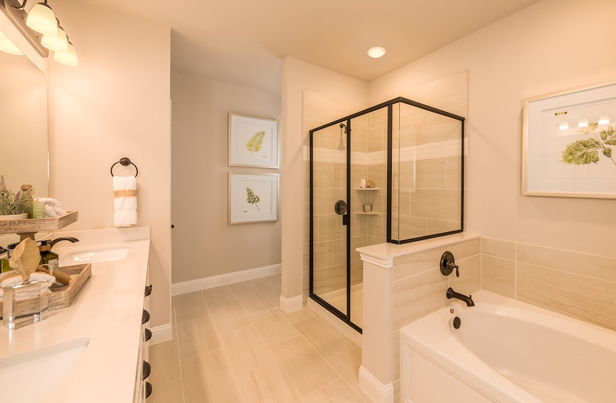 Sherwood Master Bath