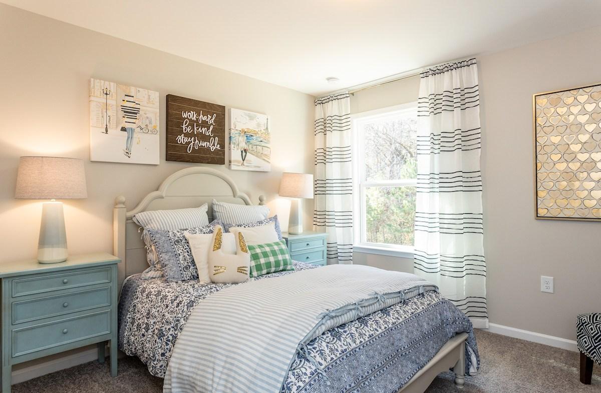 Madison secondary bedroom