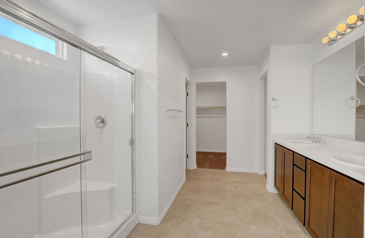 Verano quick move-in Burson Enclave, Pahrump, NV Verano Master Bath