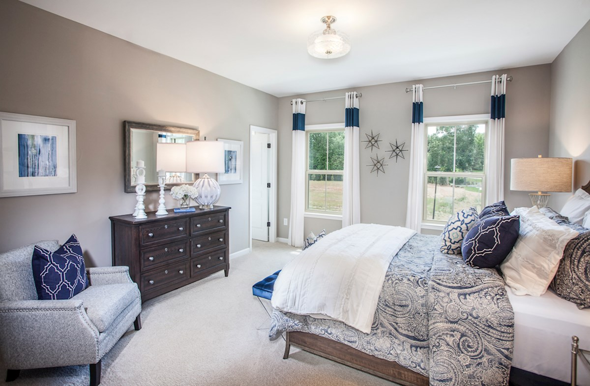 Summit at Towne Lake Springdale spacious secondary bedrooms