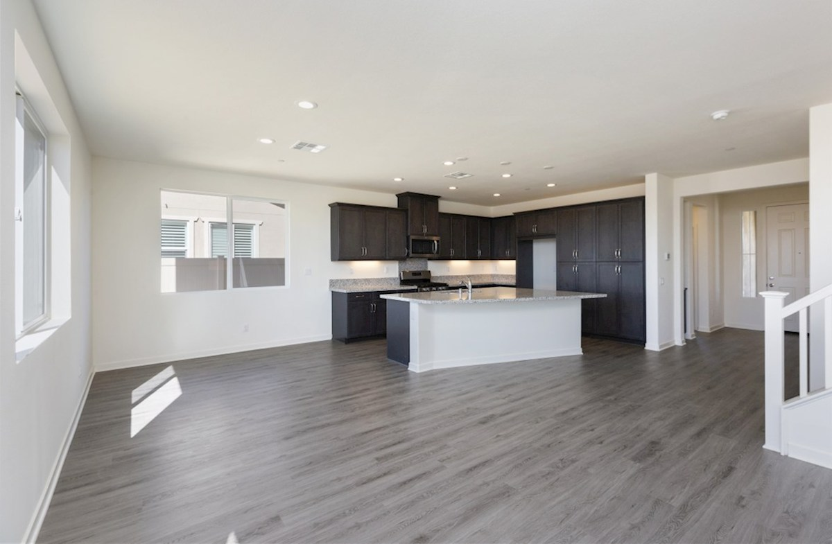 Reserve quick move-in the dining room provides the perfect space for dinner parties or special family occasions