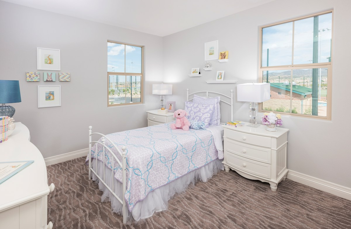 Reliance Collection at Inspirada Tiburon Secondary Bedroom
