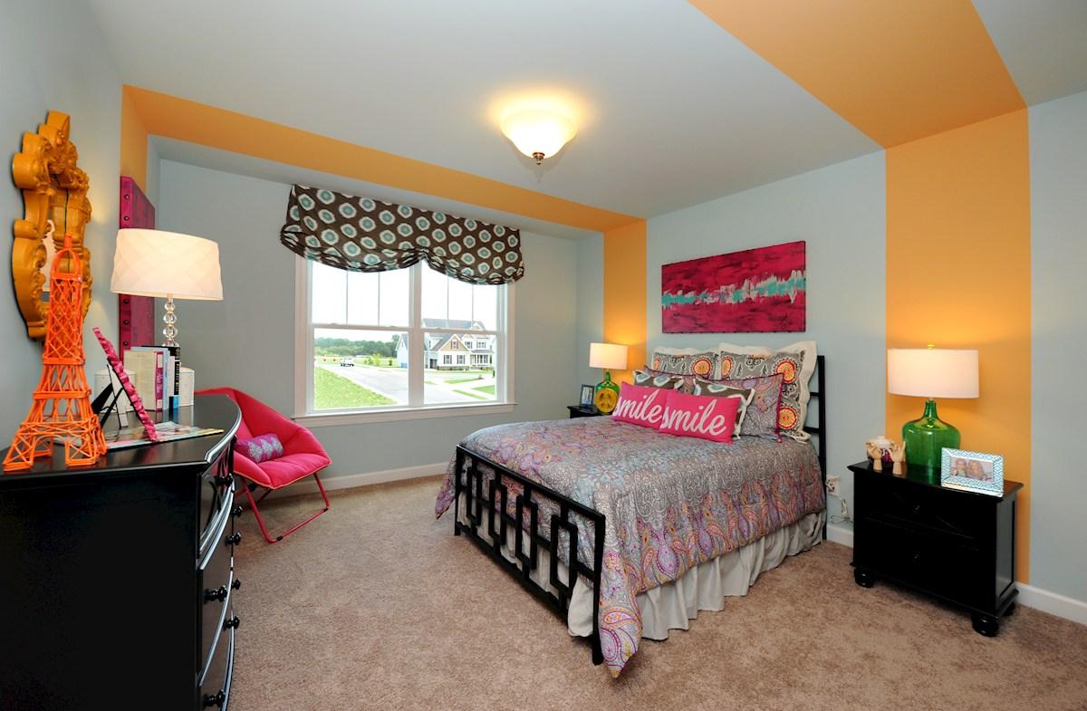 Weaver's Pond Bradley Secondary bedroom