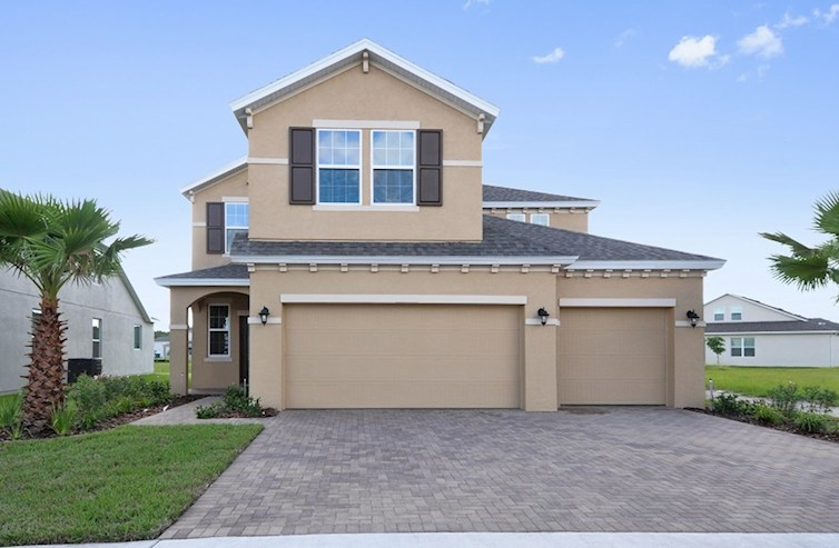 Captiva Elevation Mediterranean L