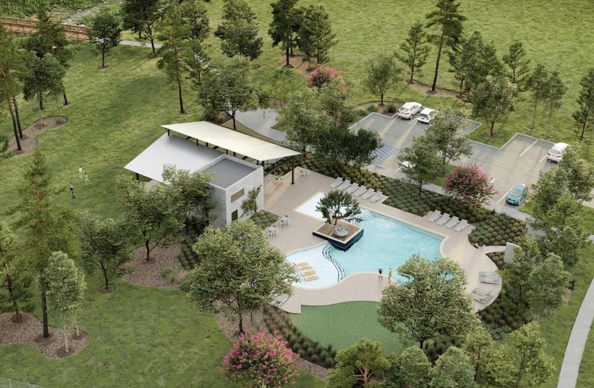 future community pool
