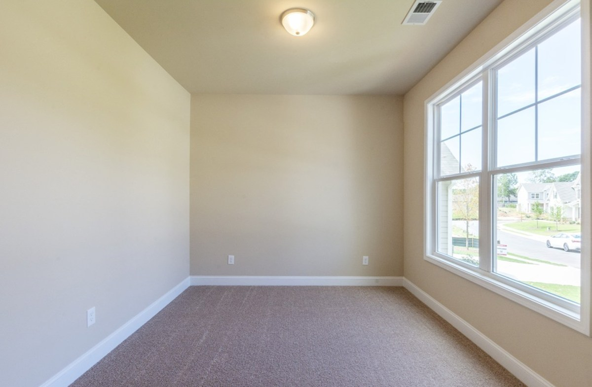 Milford Point Duval Formal Living Room with carpet