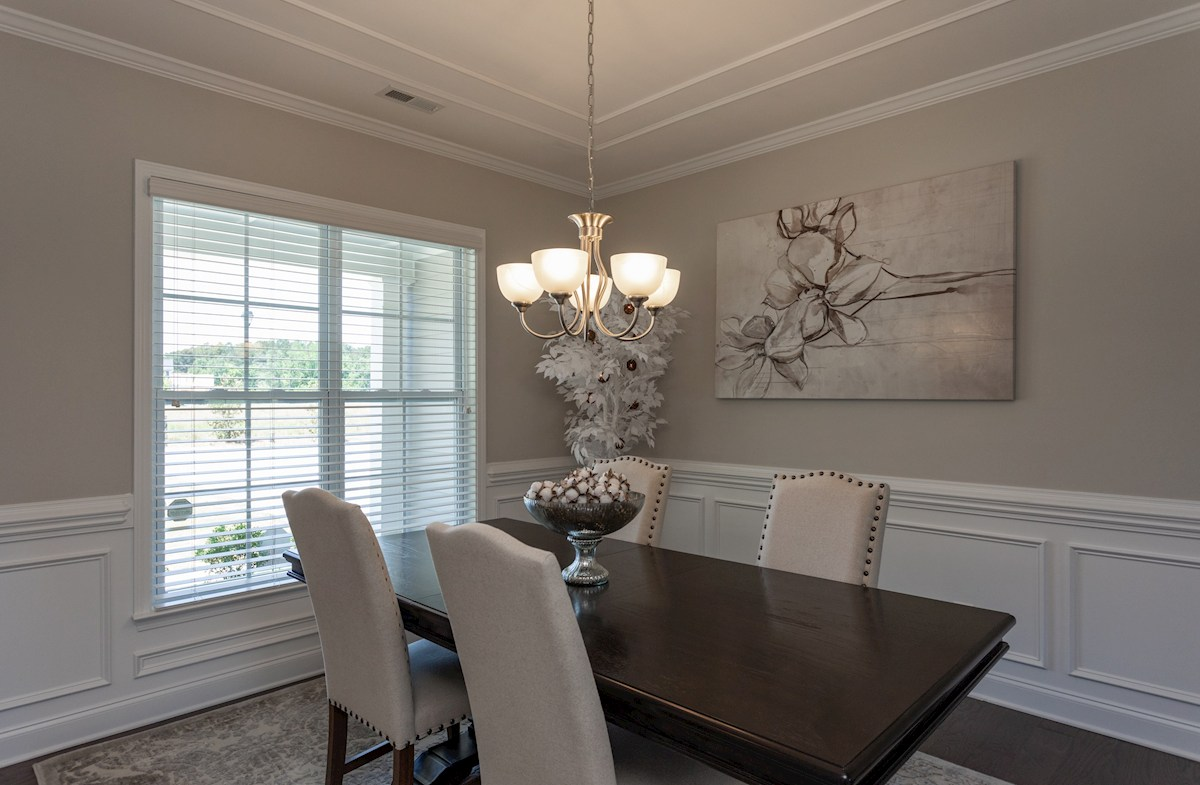Pamlico dining room