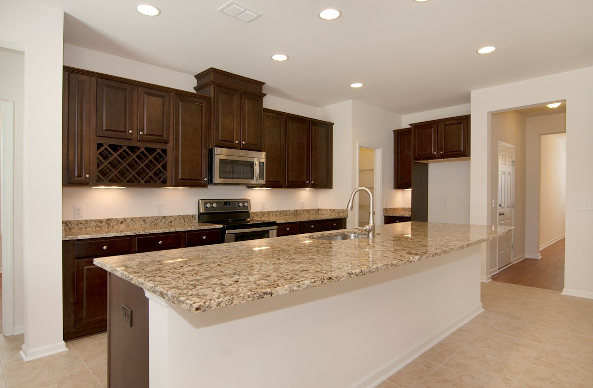 The Oaks at Cane Bay Marshall spacious Choice Kitchen