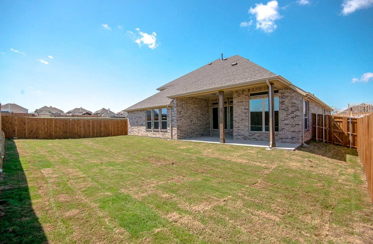 Kerrville Elevation Traditional L quick move-in