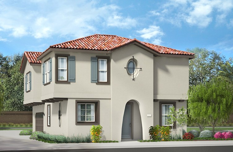 Primrose Elevation Spanish Colonial L
