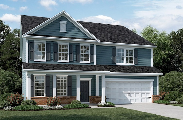 Harding Elevation Traditional A