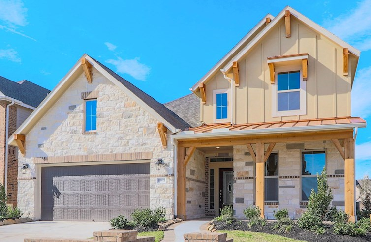 Sedona Elevation Hill Country L quick move-in